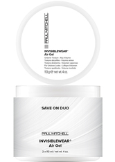 Aktion - Paul Mitchell Invisiblewear Save on Duo Air Gel 2 x 113 g Haarstylingset