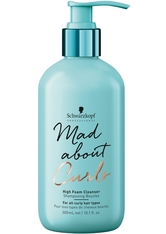 Schwarzkopf Professional Haarpflege Mad About Curls & Waves Mad About Curls High Foam Cleanser 300 ml
