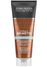 JOHN FRIEDA - John Frieda Brilliant Brunette Multidimensional Shampoo 250 ml - SHAMPOO