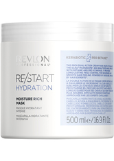 Revlon Professional Produkte Moisture Rich Mask Haarmaske 500.0 ml
