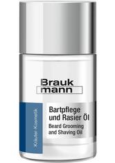 Hildegard Braukmann Braukmann Bartpflege Rasier öl Bartpflege 30.0 ml