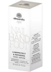 alessandro International Spa Lumiprotect & Repair Hand Serum 15 ml