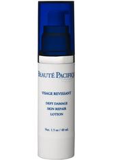 BEAUTÉ PACIFIQUE - Beauté Pacifique Defy Damage Skin Repair Lotion / Pumpspender 40 ml Gesichtsserum - Tagespflege