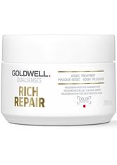 Goldwell Dualsenses Rich Repair 60sec Treatment 200 ml Haarmaske