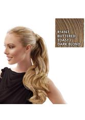 Hairdo Wrap Around Pony Wavy R1416T Buttered Toast 57 cm