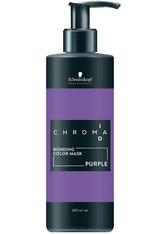 Schwarzkopf Chroma ID Intensive Bonding Colour Mask Pigment Purple 280 ml Farbmaske