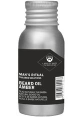 Dear Beard Man's Ritual Beard Oil Amber 50 ml