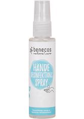benecos Produkte Händedesinfektionsspray 75ml Desinfektionsmittel 75.0 ml