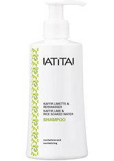 IATITAI Kaffir Limette & Reiswasser Haarshampoo  250 ml