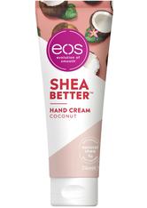 eos Shea Better Coconut Handcreme  74 ml