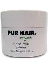Pur Hair Organic Matte Mud 100 ml Haarpaste