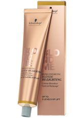 Schwarzkopf Professional Haarpflege Blondme Bond Enforcing Blonde Hi-Lighting Cool Rosé 60 ml