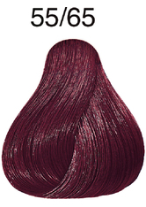 WELLA - Wella Color Touch Vibrant Reds 55/65 hellbraun intensive violett-mahagoni 60 ml - HAARFARBE