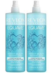 REVLON - Revlon Equave Instant Beauty Hydro Nutritive Detangling Conditioner 2 x 500 ml - Conditioner & Kur