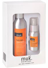 muk Hot muk Thermal Protector & Smoothing Serum Duo 250 ml & 55 ml
