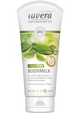 Lavera Körperpflege Body SPA Body Lotion und Milk Straffende Bodymilk 200 ml