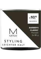 PAUL MITCHELL - Paul Mitchell Mitch Save on Duo Barber´s Classic - HAARWACHS & POMADE