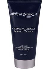 BEAUTÉ PACIFIQUE - Beauté Pacifique Gesichtspflege Nachtpflege Crème Paradoxe Anti-Age Night Cream 100 ml - Nachtpflege