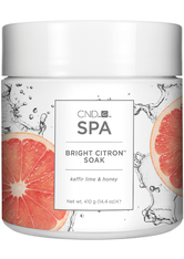 CND Spa Bright Citron Soak 410 ml