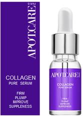 Apot.Care Pure Serum Collagen 10 ml Gesichtsserum