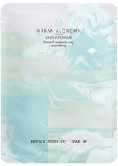 URBAN ALCHEMY - Urban Alchemy Thermal Treatment Cap Nourishing Mask 30 ml - HAARMASKEN