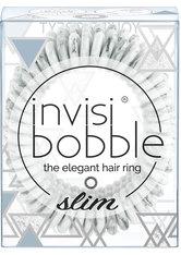 Aktion - Invisibobble Slim Marblelous Haargummi 3er Pack You're Greyt
