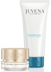 Juvena Pflege Weihnachtssets Skin Energy Set Moisture Cream Rich 50 ml + Shower Gel 200 ml 2 Stk.