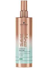 Schwarzkopf Professional Haarpflege Blondme Instant Blush Jade 250 ml