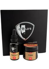 GØLD´S - Gøld's Herrenpflege Bartpflege Geschenkbox Bartöl 30 ml + Bartbalsam 50 ml 1 Stk. - Bartpflege