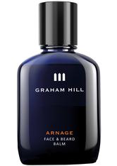 Graham Hill Pflege Shaving & Refreshing Arnage Face and Beard Balm 100 ml