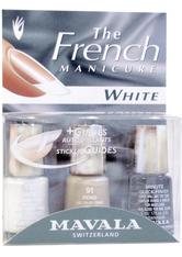 MAVALA - Mavala French Manicure White, Nagellack-Set, keine Angabe - Nagellack