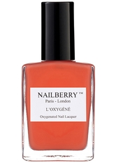 Nailberry Nägel Nagellack L'Oxygéné Oxygenated Nail Lacquer Decadence 15 ml