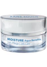 SANS SOUCIS - Sans Soucis Moisture AquaBenefits 24-h Pflege 15 ml - TAGESPFLEGE