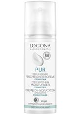 Logona Tagespflege Pur Beruhigende Feuchtigkeits-Creme mit Probiotika Gesichtscreme 50.0 ml