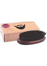 SOLIDA - Solida Beardyman Bartbürste mit Mischbeborstung aus Wildschwein- und Nylonborsten - TOOLS