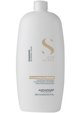 ALFAPARF MILANO - ALFAPARF MILANO Semi Di Lino Diamond Illuminating Conditioner 1000 ml - CONDITIONER & KUR