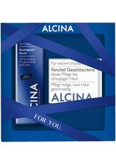 ALCINA - Alcina Produkte Fenchel Gesichtscreme 50 ml + Feuchtigkeitsserum 30 ml 1 Stk. Getönte Tagespflege 1.0 st - PFLEGESETS