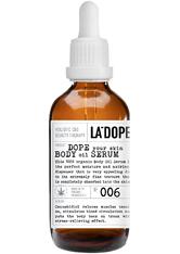 LA DOPE CBD Body Oil Serum 006 Körperserum  100 ml
