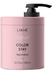 LAKME - Lakmé Color Stay Lakmé Color Stay Teknia  Color Stay Treatment Haarkur 1000.0 ml - Conditioner & Kur