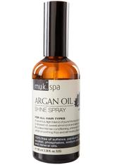 muk Haircare Haarpflege und -styling Muk.spa Argan Oil Shine Spray 100 ml