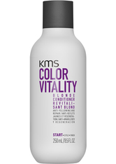 KMS - KMS COLORVITALITY Blonde Conditioner - CONDITIONER & KUR