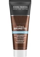 JOHN FRIEDA - John Frieda Brilliant Brunette Multidimensional Shampoo 50 ml - SHAMPOO