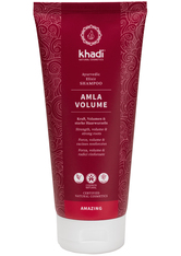 Khadi Naturkosmetik Produkte Shampoo - Amla Volume 200ml Haarshampoo 200.0 ml