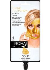 Iroha Pflege Gesichtspflege Divine Collection Firming Peel-Off Cream Mask 25 ml