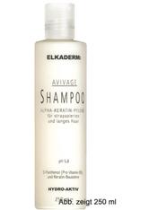 Elkaderm Avivage a-Keratin Shampoo 1000 ml