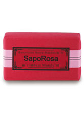 APOMANUM - Apomanum SapoRosa Seife 100 g - SEIFE