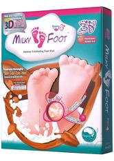 MILKY FOOT - Milky Foot Fußpflege-Socken - PEELING & MASKE