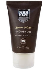 ManCave Travelsize Lemon & Oak Shower Gel 30 ml