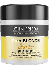 JOHN FRIEDA - John Frieda GO BLONDER Intensiv-Kur 150 ml - CONDITIONER & KUR