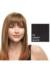 HAIRDO - Hairdo Clip In Bang R2 Ebony Black - EXTENSIONS & HAARTEILE
